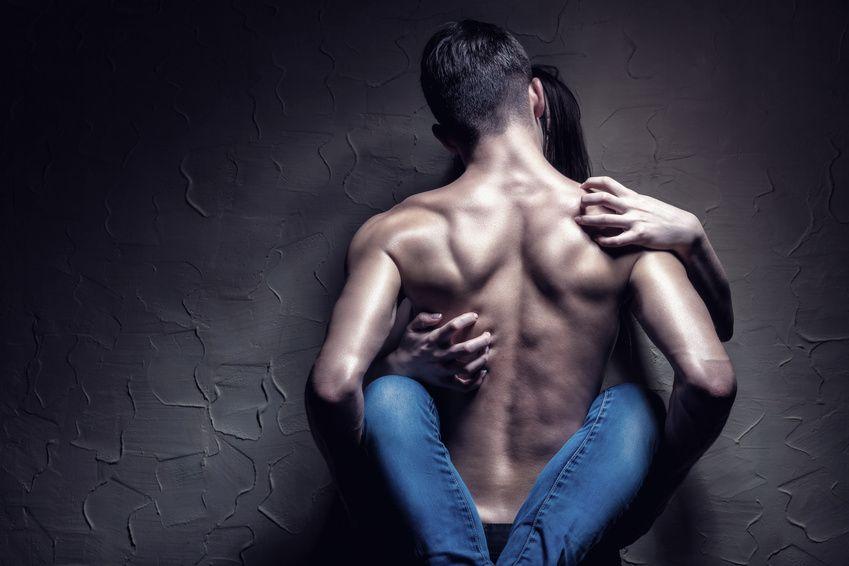 Sex gegen die Wand haben