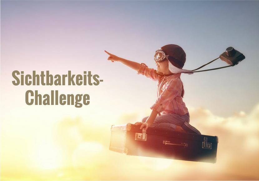 Klicke auf das Bild und melde Dich jetzt kostenlos zur Challenge an. Start: Sofort!