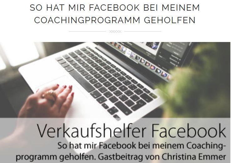 Facebook für Frauen Gastartikel
