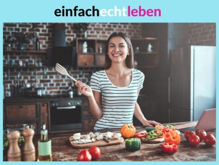 Die eigene Küche zu vereinfachen bringt mehr Lebensqualität